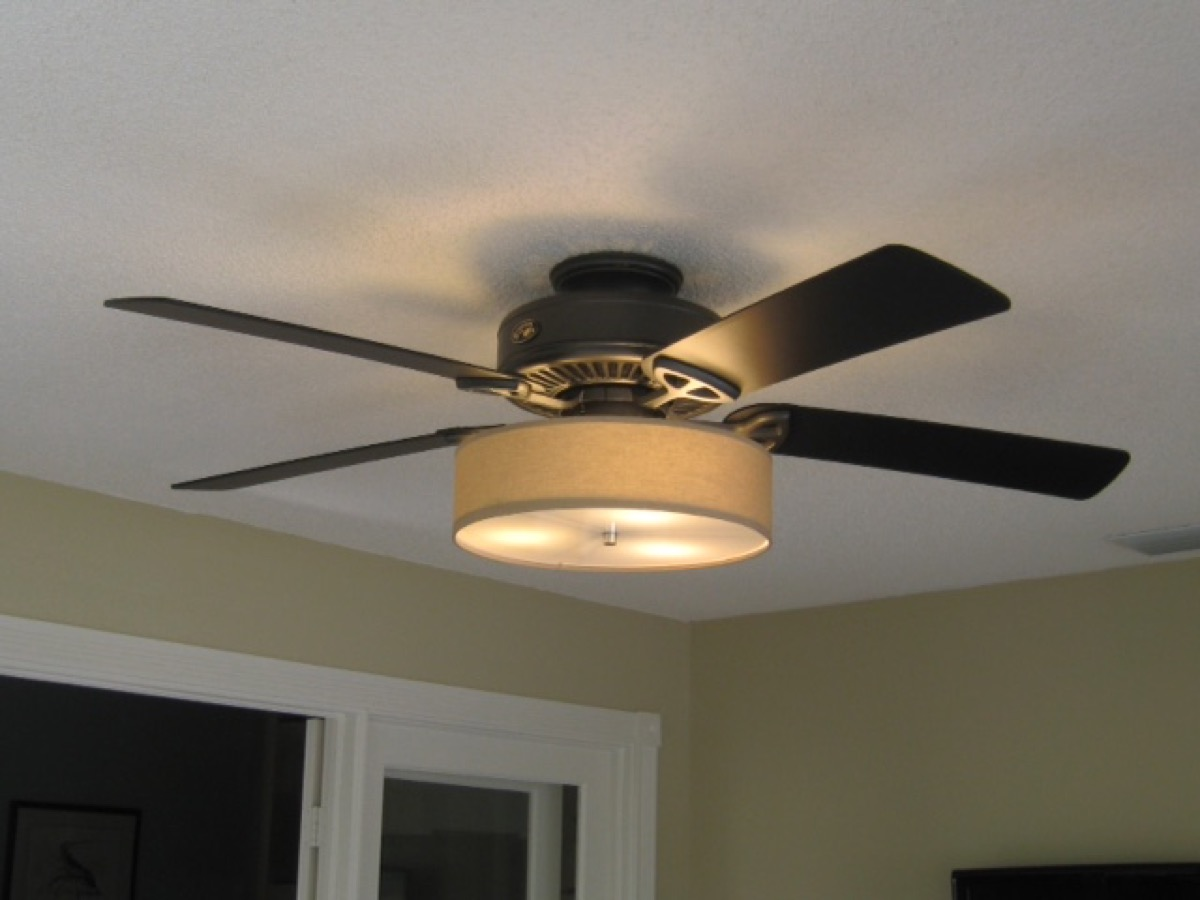 Low Profile Ceiling Fan Light Kit