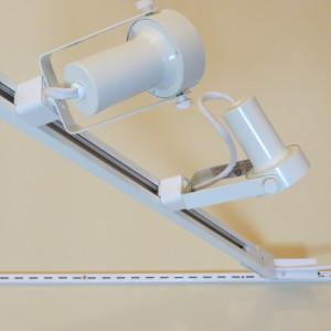 LED Display Track Lighting